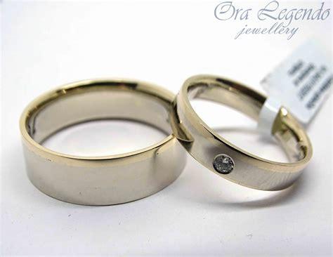 Kombinēti laulību gredzeni   Ora Legendo, Riga