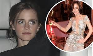 Emma Watson Bows Out The Elle Style Awards Early