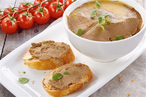 how to make smooth chicken liver pate in one pan recipe this
