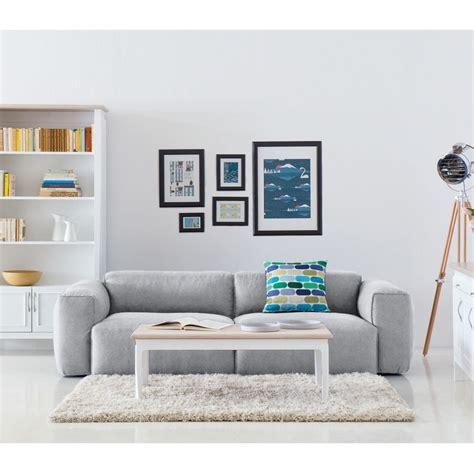 lounge sofa wohnzimmer sofa hudson ii 3 sitzer webstoff stoff milan hellgrau wohnzimmer moodboard in 2019