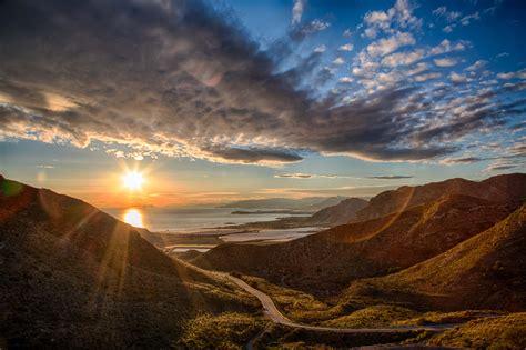 banco de imagens panorama natureza rocha horizonte