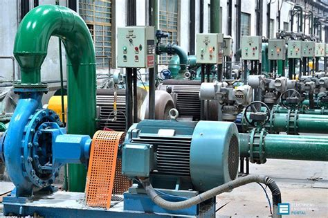 Application Of Electric Motor by Selection Of Induction Motors For Industrial Applications