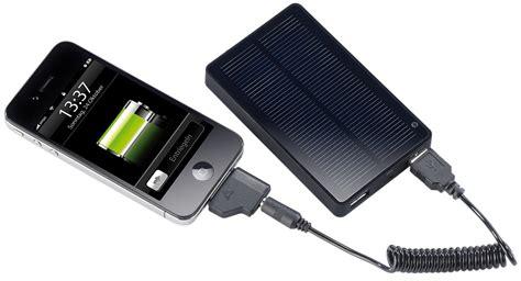 Solar Powerbank Mit 4 000mah Androidmag De