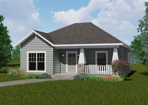 House Plans 2 bedrm 1073 sq ft country house plan 123 1083