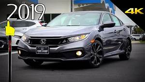 Honda Civic 2019 : 2019 honda civic sport ultimate in depth look in 4k youtube ~ Medecine-chirurgie-esthetiques.com Avis de Voitures