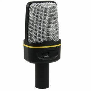 Jual Professional Condenser Studio Microphone With Shock ...
