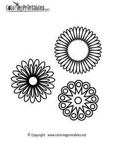 Floral Designs Coloring Pages Free Printables Adult