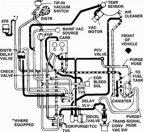 Gmc K1500 4x4 Emission Vacuum Diagram
