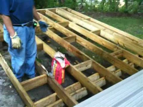 how to make patio how to build a patio deck