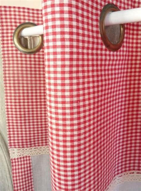 rideau de cuisine en les 25 meilleures idées concernant rideaux vichy sur