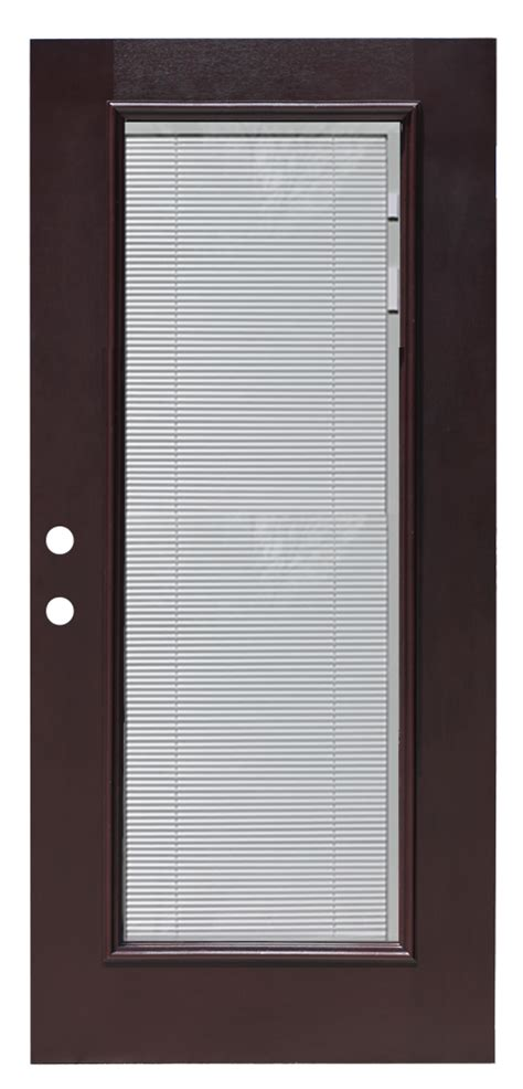 Venetian blinds are horizontal slats that allow you to control the amount of light that passes external blinds typically have loose cords that can be damaged easily and pose a hazard risk to children and pets. Should I Get Patio Doors with Built-In Blinds?