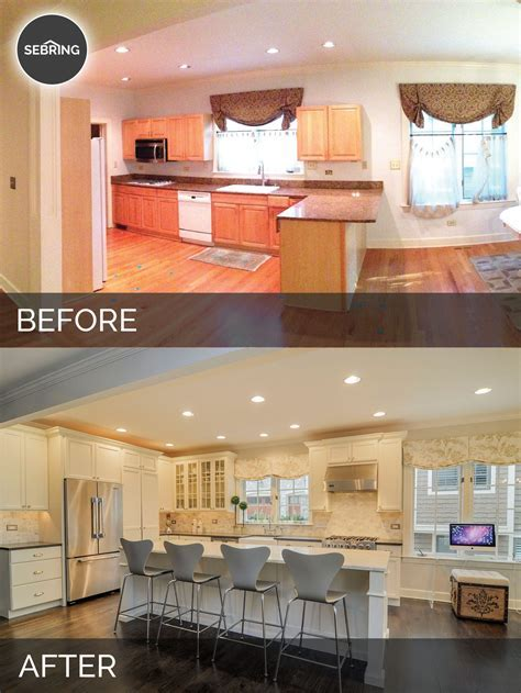 Ben & Ellen's Kitchen Before & After Pictures   Home