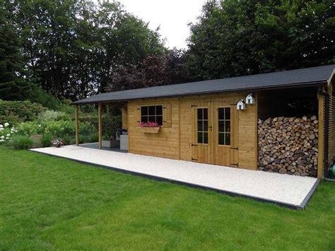 veranclassic abri de jardin classique avec terrasse