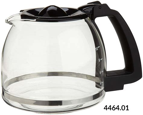 5 out of 5 stars. Capresso Carafe Replacement | Replacement Coffee Pot | 1st in Coffee