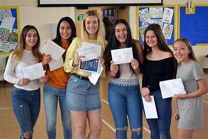 College Gcse Students Results Celebrate Launceston Outstanding