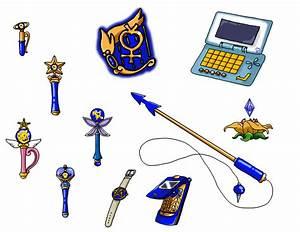 NSG Sailor Mercury's Items by nads6969 on DeviantArt