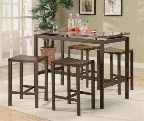 Bar Height Dining Room Table Sets Bar Height Dining Room Tables Leetszonecom Bar Height