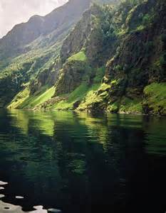 Norway Beautiful Fjord
