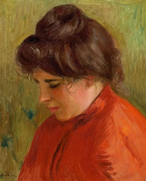 Works By Renoir Potthast And Grandma Moses Highlight