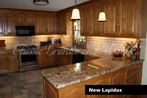 kitchen backsplash with golden oak cabinets 17 best images about my kitchen on oak