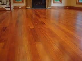 cherry wood floor ideas