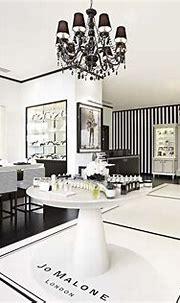 STYLE: JO MALONE...   Salon interior design, Boutique ...