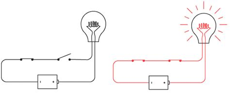 Learn Programming Using Wire Light Bulbs Battery