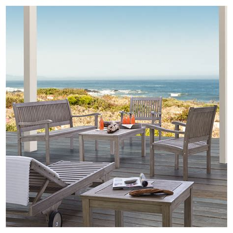 Strathwood Outdoor Furniture Company by Strathwood Garden Furniture Basics Set Of 2 Hardwood
