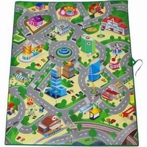 Tapis De Voiture Enfant : tapis 120 chambre enfant pour petite voiture jouet pour gar on ~ Teatrodelosmanantiales.com Idées de Décoration
