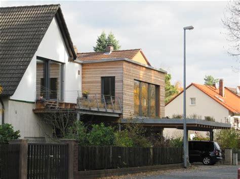 Wohnen über Der Garage by 7 Besten Anbau Holz Mit Garage Www Kleinoeder De Bilder