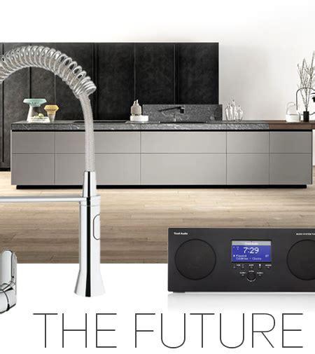 Modern kitchen: hi tech appliances