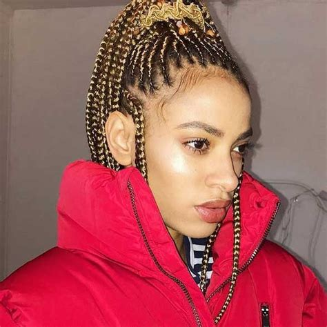 Black Braid Hairstyles by Best Box Braids Hairstyles For Black