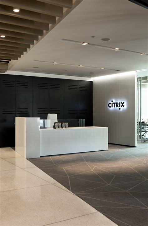 citrixs collaborative auckland offices office snapshots