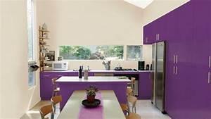 Peindre Meuble Cuisine : peindre meuble cuisine conseil pour choisir une peinture ~ Melissatoandfro.com Idées de Décoration