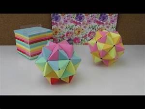 Anleitung Fröbelsterne Falten : origami stern modulares origami anleitung 3d stern aus papier basteln youtube eule aus ~ Orissabook.com Haus und Dekorationen