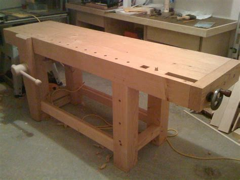 roubo workbench  dvb  lumberjockscom woodworking