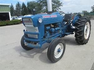 1966 Ford 3000 Tractor