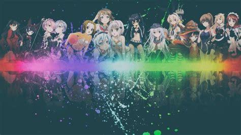 Anime Mix Wallpaper - gateanime explore gateanime on deviantart