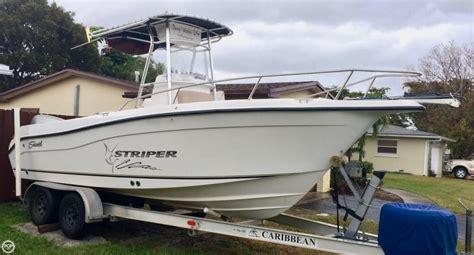 Used Striper Boats For Sale In Florida by 2003 Used Seaswirl Striper 2101 Cc Center Console Fishing