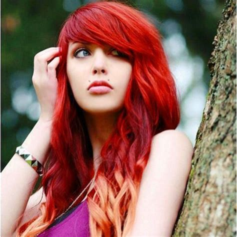 stylish hairstyles  side bangs styles weekly