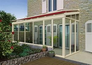 Store Anti Chaleur Pour Veranda : la toiture de la v randa conseils ~ Melissatoandfro.com Idées de Décoration