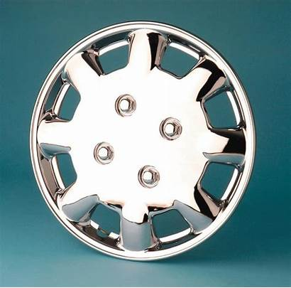 Chrome Wheel Trims Caravan Milenco Caravans 433c