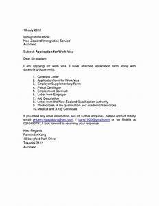 Cover Letter Examples Medical Assistant Cover Letter For Visa Application New Zealand Essay Potna