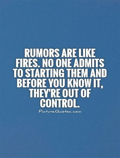 rumors quotes  sayings quotesgram