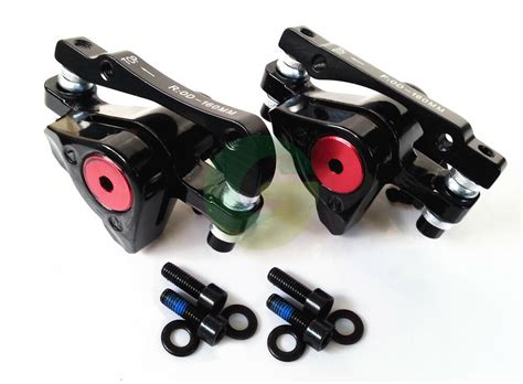Bicycle Bike Mountain Mechanical Front And Rear Disk Brake
