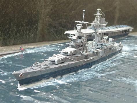 uss indianapolis sinking animation modeler s miniatures magic