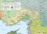 MAPS of ARMENIA - Historical Maps, Ancient Armenia ...