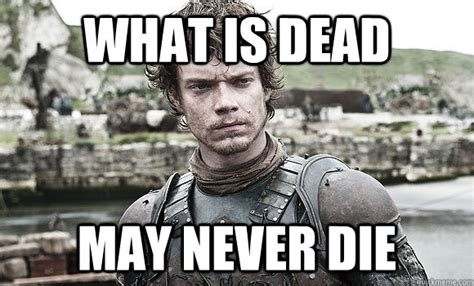 Never Meme - it s my dick in a box theon greyjoy quickmeme