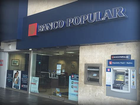Banco Popular De Puerto Rico  Aguadilla Mall