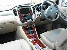 ed320d's 2004 Toyota Kluger Grande BIMMERPOST Garage
